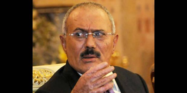 Yémen: Saleh en route pour les Etats-Unis, scepticisme parmi ses opposants - La DH