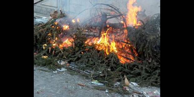 Incendie à Molenbeek: Un expert du parquet descend sur les lieux - La DH