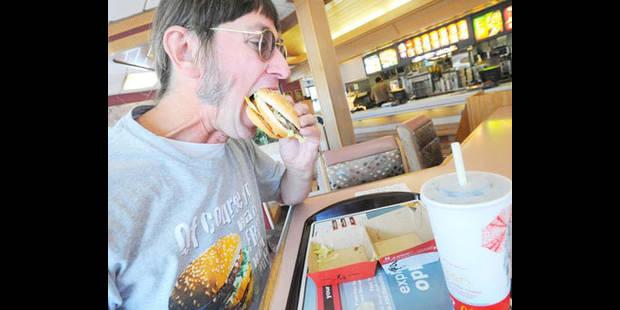 37 millions de clients pour McDonald's en Belgique en 2011 - La DH