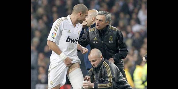"Mourinho: ""Je crois Pepe"" - La DH"