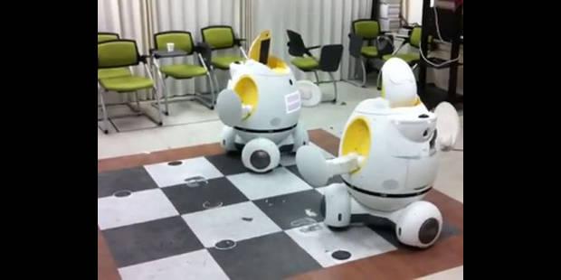 Quand les robots dansent le tango - La DH
