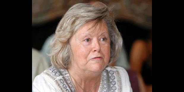 Anne-Marie Lizin candidate tête de liste PourHuy aux communales - La DH