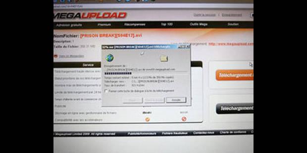 Représailles d' Anonymous pour défendre Megaupload - La DH