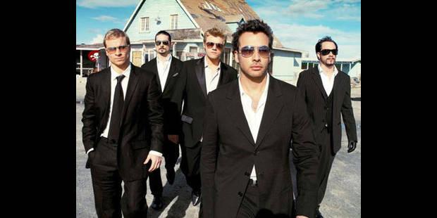 Le retour des Backstreet Boys!