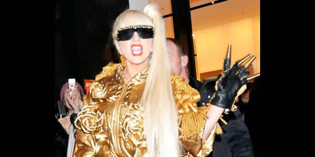 Lady Gaga, la plus généreuse