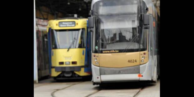 La STIB voit plus grand pour une commande de 15 trams - La DH