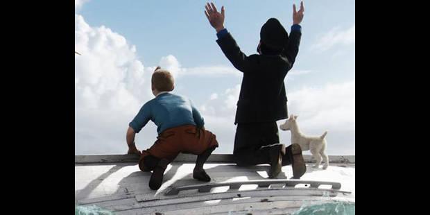 Tintin à la conquête de l'Amérique - La DH