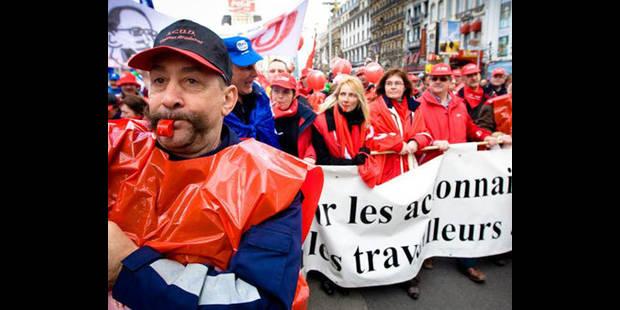 Bpost: Liège et de Charleroi sont à l'arrêt - La DH