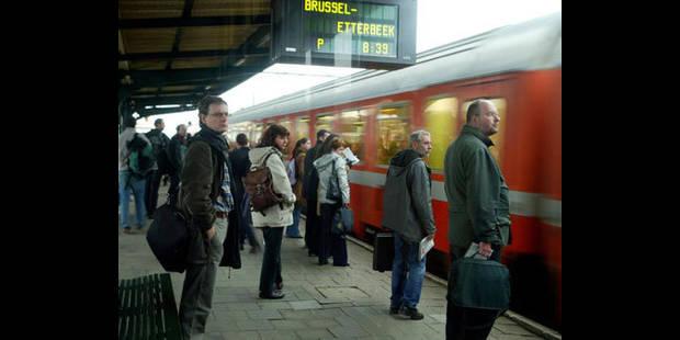 Grève: retour à la normale sur le rail - La DH