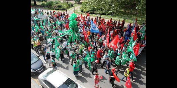 Grève générale jeudi dans le secteur public - La DH