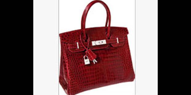 Ce sac vaut 61.000 euros - La DH