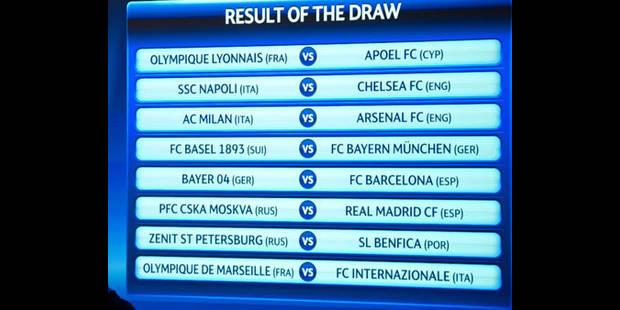 Champions League: le choc entre le Milan AC et Arsenal - La DH
