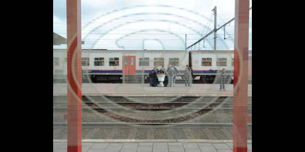 Reprise de la circulation ferroviaire entre Mouscron et Tournai - La DH