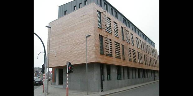 Un bâtiment moderne et peu énergivore - La DH