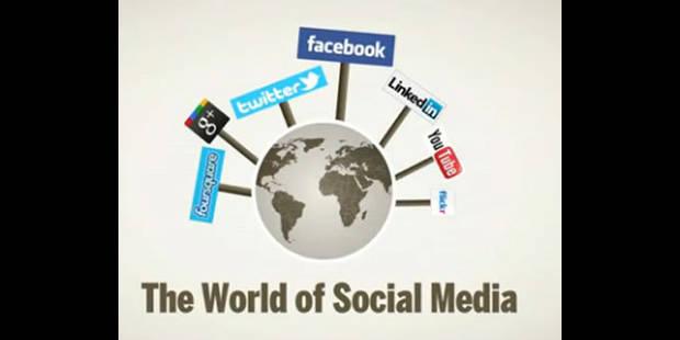 Réseaux sociaux: le mouvement prend de l'ampleur - La DH