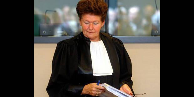 L'enquête concernant la juge Francine De Tandt est terminée - La DH