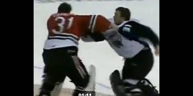 """Hockey sur glace: """"Jeu de mains..."""" - La DH"""