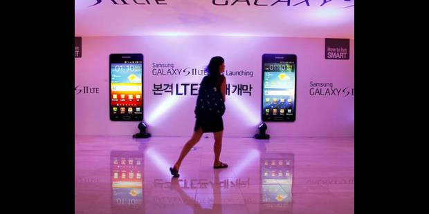Quand Samsung raille Apple - La DH
