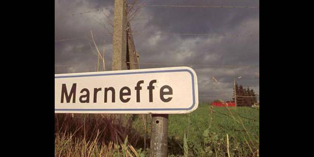 L'évadé de Marneffe a été repris