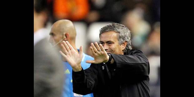 Quand Mourinho content lui toujours faire ainsi - La DH