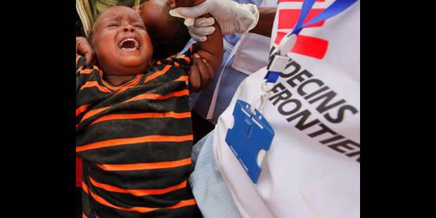 Congo : un membre de MSF Belgique blessé par balle à Masisi - La DH
