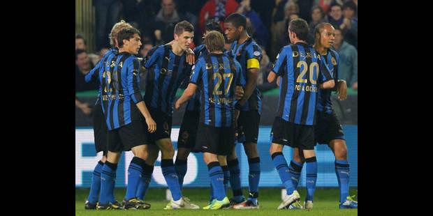 """FC Bruges: """"il y a assez de qualités dans notre équipe"""" - La DH"""