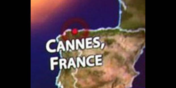 Cannes, en Espagne? Merci CNN ...