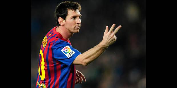 Liga : Barcelone et un Messi retrouvé punissent Majorque - La DH