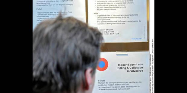 Le taux d'emploi belge reste sous la moyenne européenne - La DH