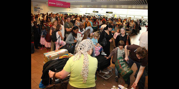 Record d'affluence à Brussels Airport - La DH