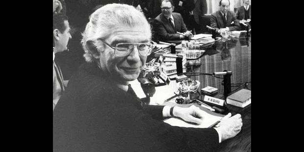 Décès de l'ancien ministre libéral Willy De Clercq - La DH