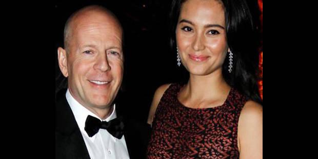 Bruce Willis et son épouse Emma Heming Willis attendent leur premier enfant