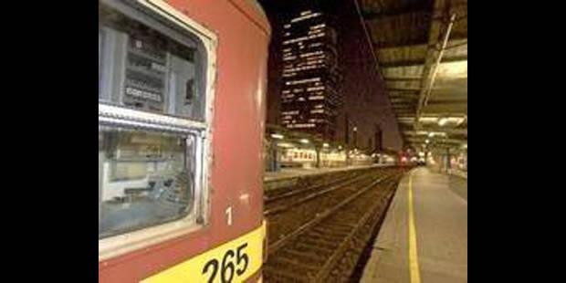 Un voyageur perd son bras à la gare du Midi - La DH