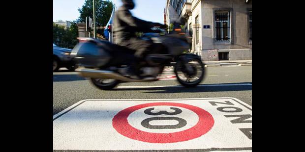 Schaerbeek: 200 PV distribués pour excès de vitesse lors d'un contrôle dans une zone 30 - La DH