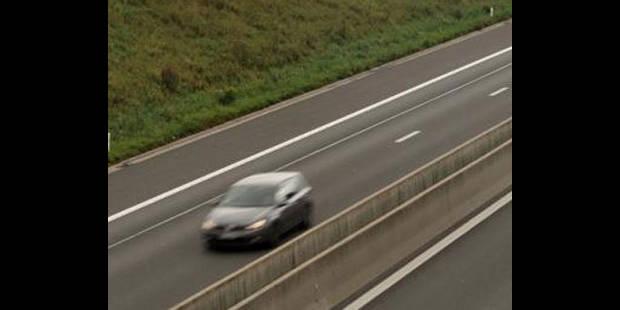 Herstal: Un piéton percuté par une voiture alors qu'il tentait de traverser l'autoroute - La DH