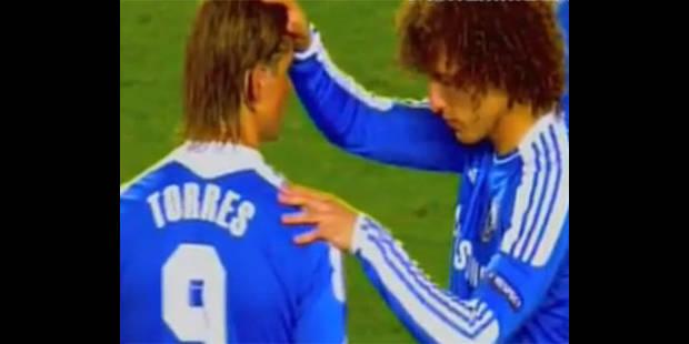 David Luiz a marabouté Torres avant le match contre Genk - La DH