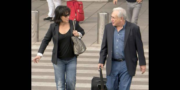 La maison d'Anne Sinclair et Dominique Strauss-Kahn à Washington à vendre - La DH