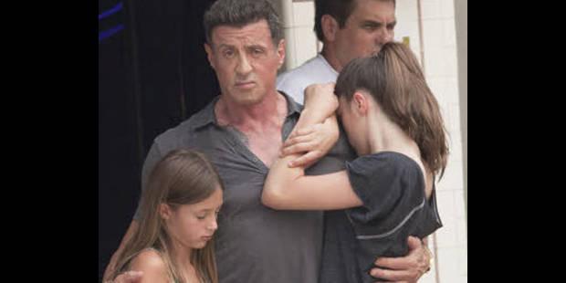 Un cascadeur décède sur le tournage du dernier Stallone - La DH
