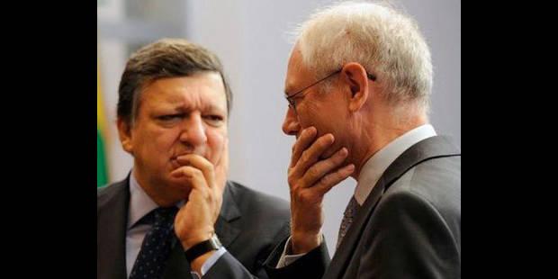 La zone euro envisage de voler � la rescousse de l'Italie