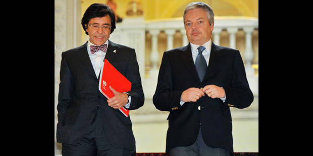 Gros coup d'accélérateur sur le budget 2012 - La DH