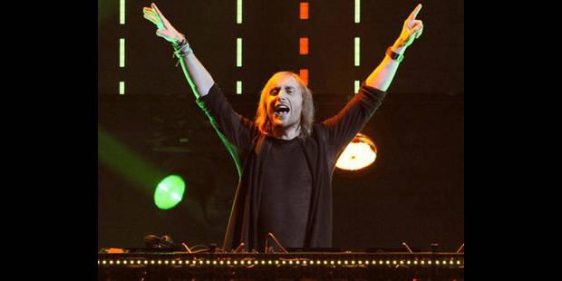 David Guetta élu meilleur DJ du monde, 2 Belges dans le top 100 - La DH