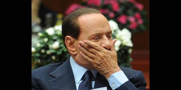 Berlusconi semble être parvenu à un accord avec la Ligue sur les retraites - La DH