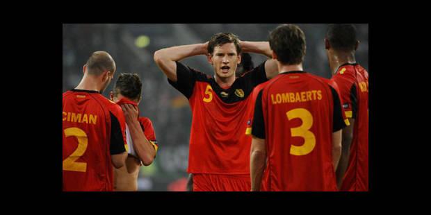 Classement Fifa : La Belgique perd 3 places