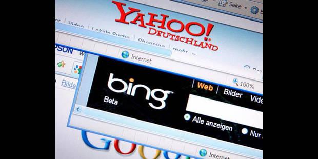 Un nouveau site de Yahoo! diffuse les mots utilisés dans les mails des utilisateurs - La DH
