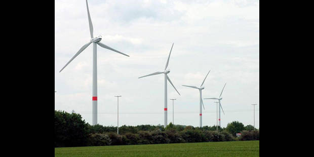 Taxer les éoliennes ? Une première en Belgique !