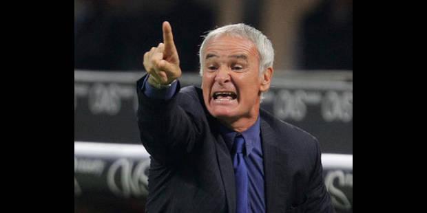 """Ranieri (Inter Milan): """"L'arbitre a gâché le match"""""""