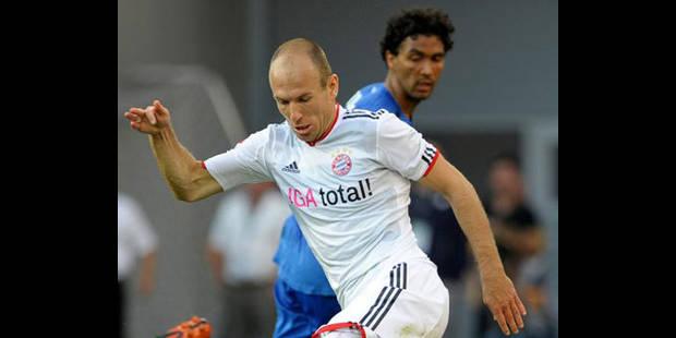 Le Bayern Munich accroché à Hoffenheim