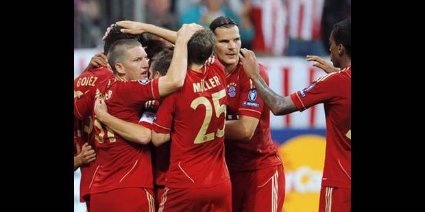 Les Belges à l'étranger: match nul pour le Bayern - La DH
