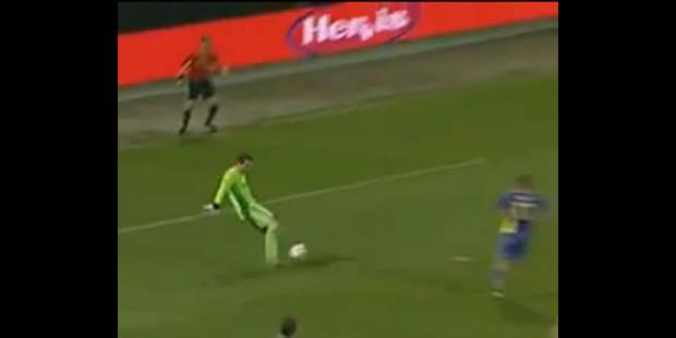 But gag : Le gardien du prochain adversaire de Bruges est une passoire - La DH