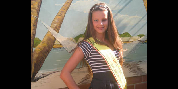 Amélie : future Miss Hainaut ? - La DH